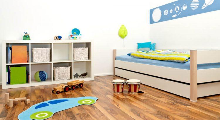 casa adaptada para crianças
